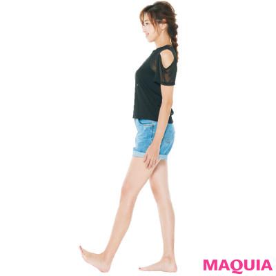 痩せる歩き方&筋力をアップさせる姿勢でキレイになれる! 仁香さんが実践する痩せグセ_1_1
