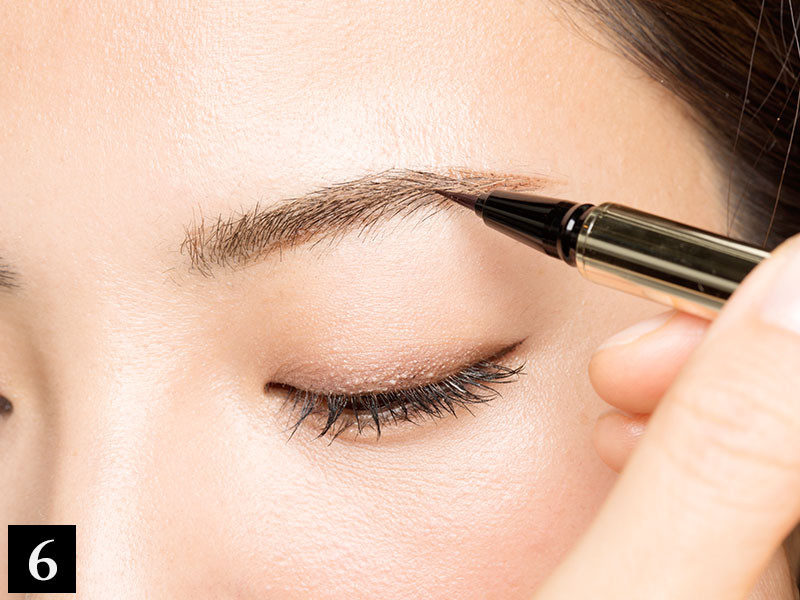 【濃い眉毛】のコンプレックス解消に眉マスカラをON。ナチュラルなあか抜け眉に変身_1_7