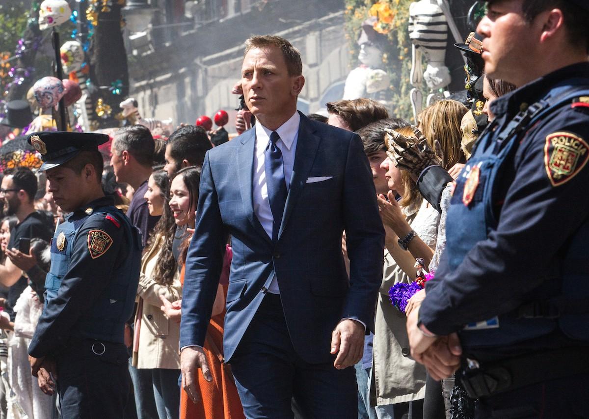ダニエル・クレイグ版『007』最新作! 美しきボンドガールふたりと大人の男の魅力を堪能♡『007 スペクター』【松山 梢の女っぷり向上シネマ】