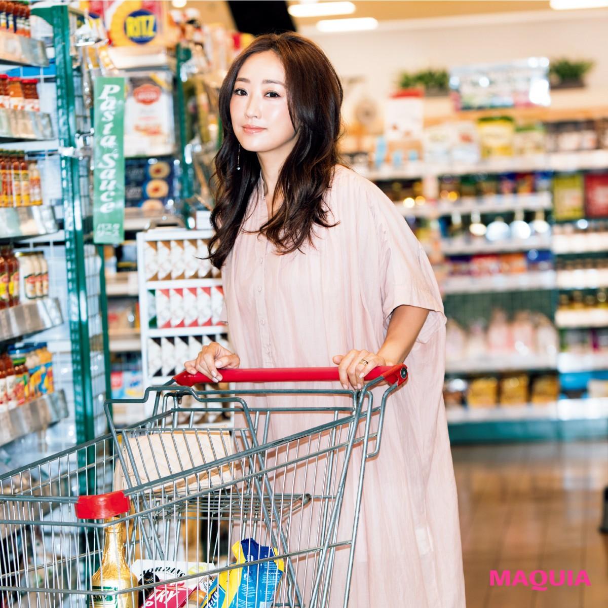 「いい奥さんになってくれそう」神崎恵流・キュンとさせるスーパーでの立ち振る舞い