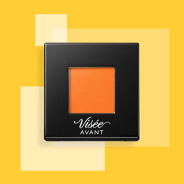 プチプラ 単色オレンジアイシャドウ  3   ヴィセ アヴァン  シングルアイカラー 036