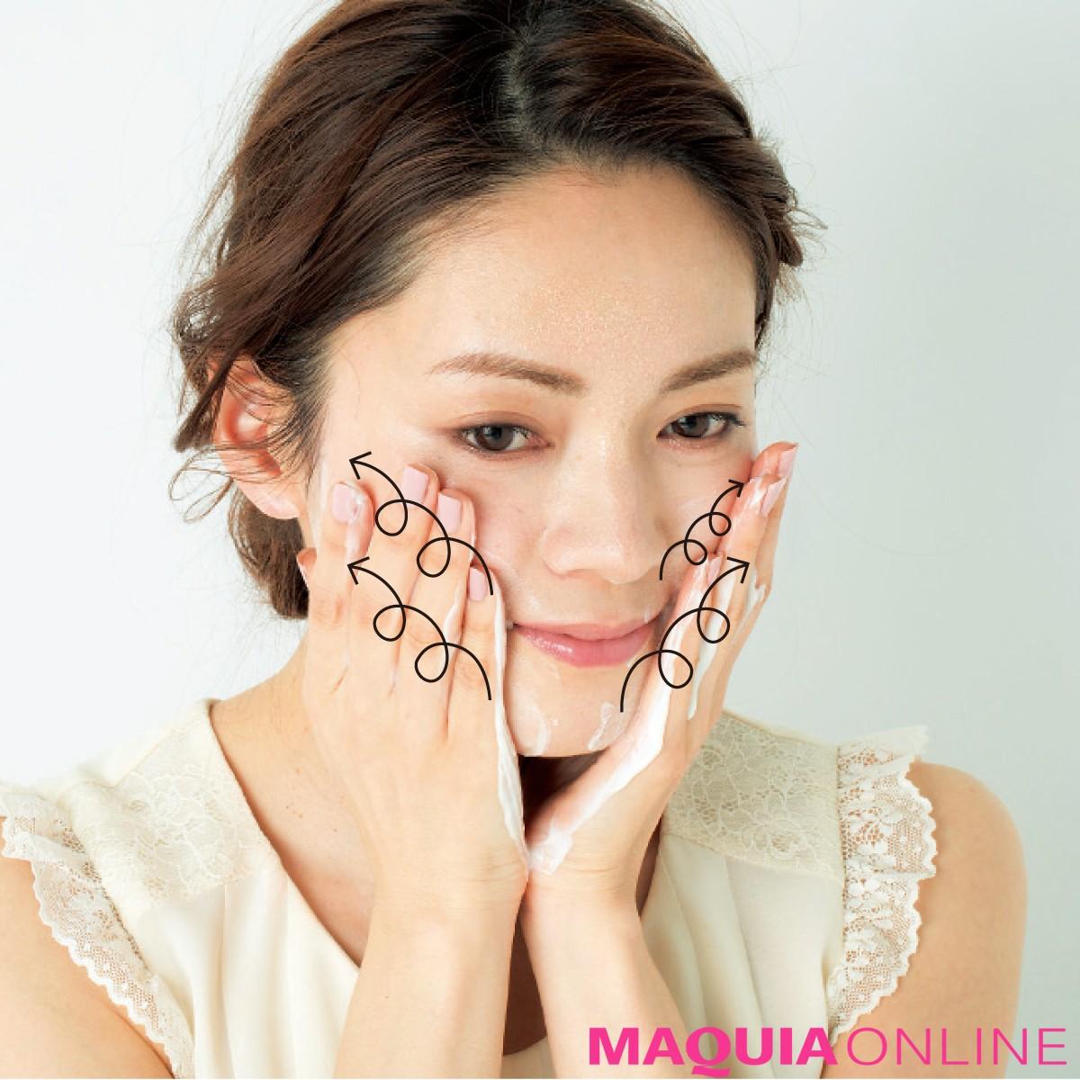 毛穴レス肌を育む、スペシャル洗顔テクをレクチャー!