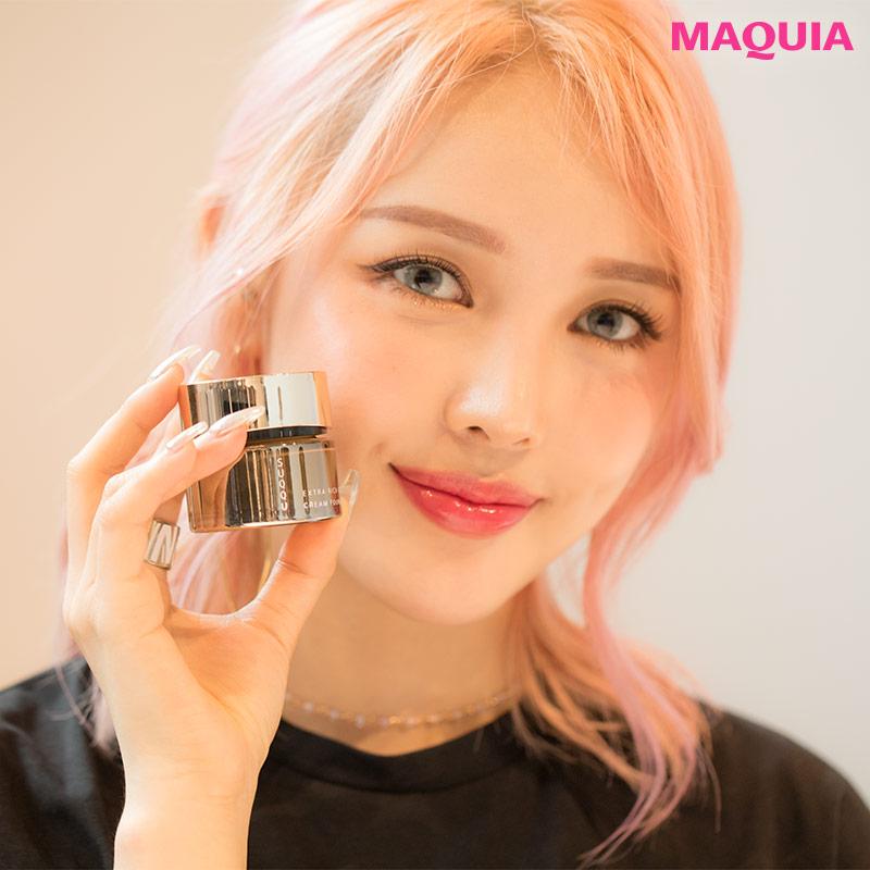 韓国の大人気メイクアップアーティストPONY×MAQUIAだけの、スペシャルシュートが実現!