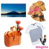 バッグ、帽子ほか、夏ファッションの注目アイテム&美意識を刺激する映画をチェック!