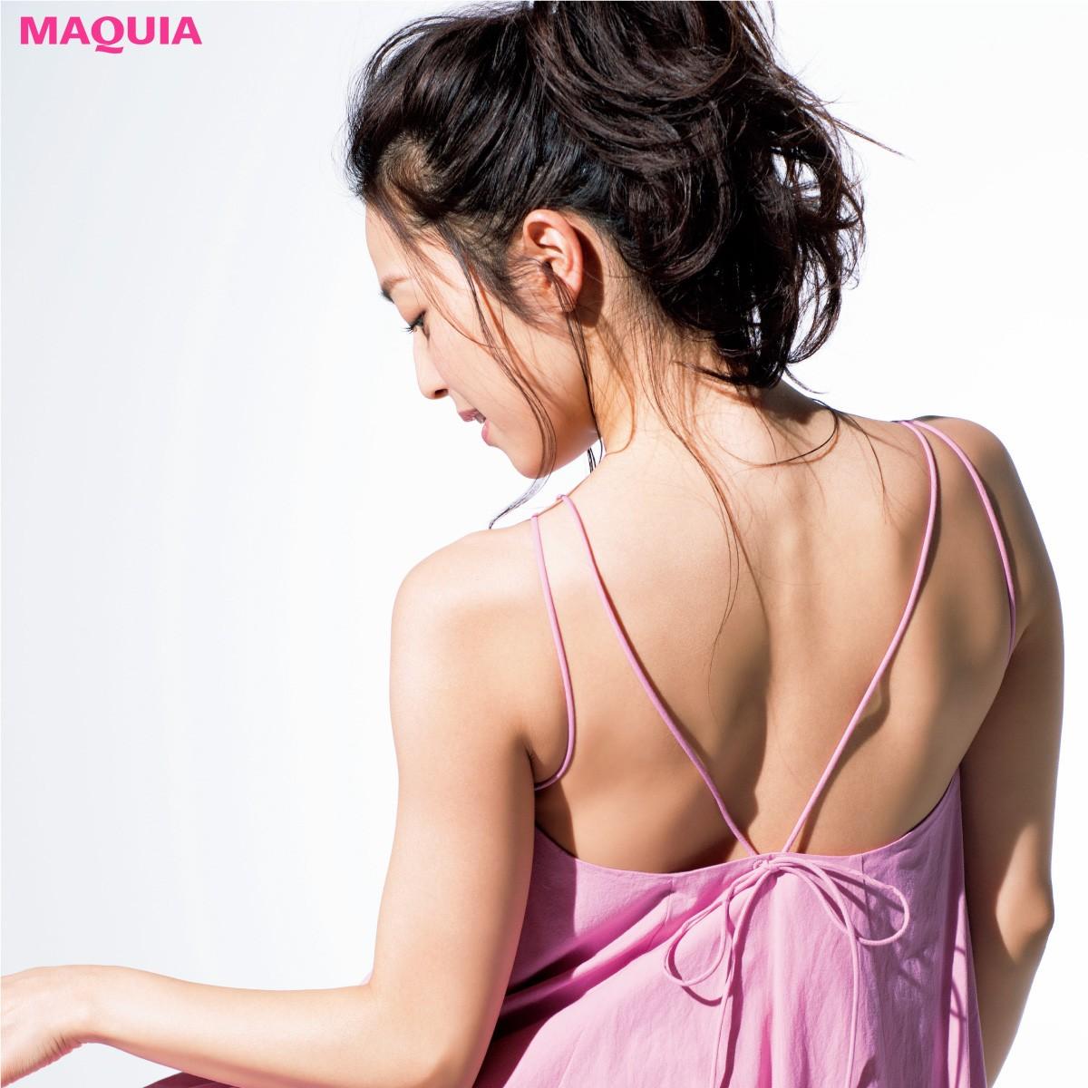 中村アンさん直伝【二の腕・お腹・お尻・脚】痩せに効く美ボディエクササイズ