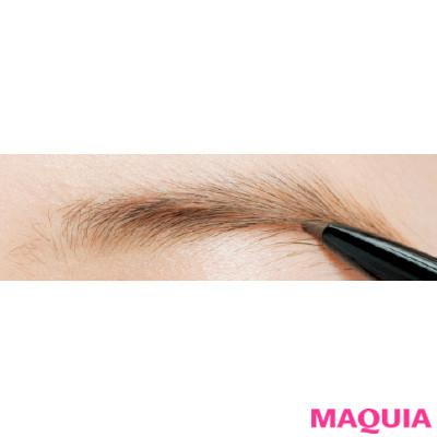 「左右差がある眉は中間点を狙って!」長井かおりさんに学ぶ美眉づくりのコツ_1_6