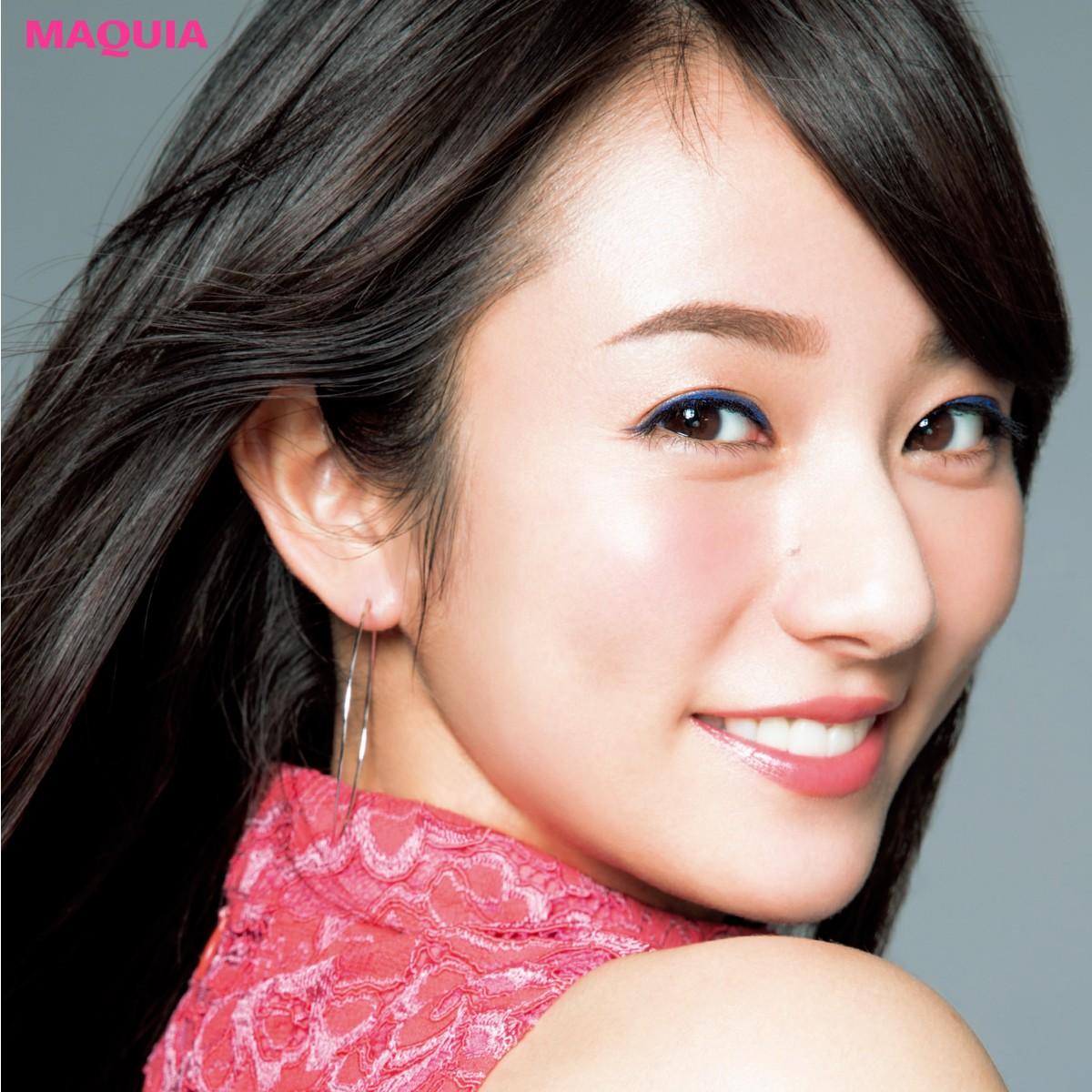 マキア最新号の表紙は木村文乃さん!澄んだ印象&情熱をひとさし、の2つのカバーメイクに注目