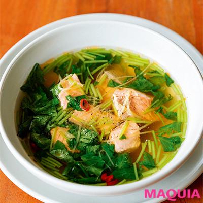 体を冷やさないサラダ、胃&腸から温めるスープetc. 冷えを撃退する食事法_1_5