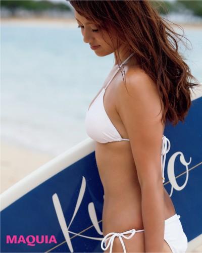 深田 恭子 写真 集 サーフィン