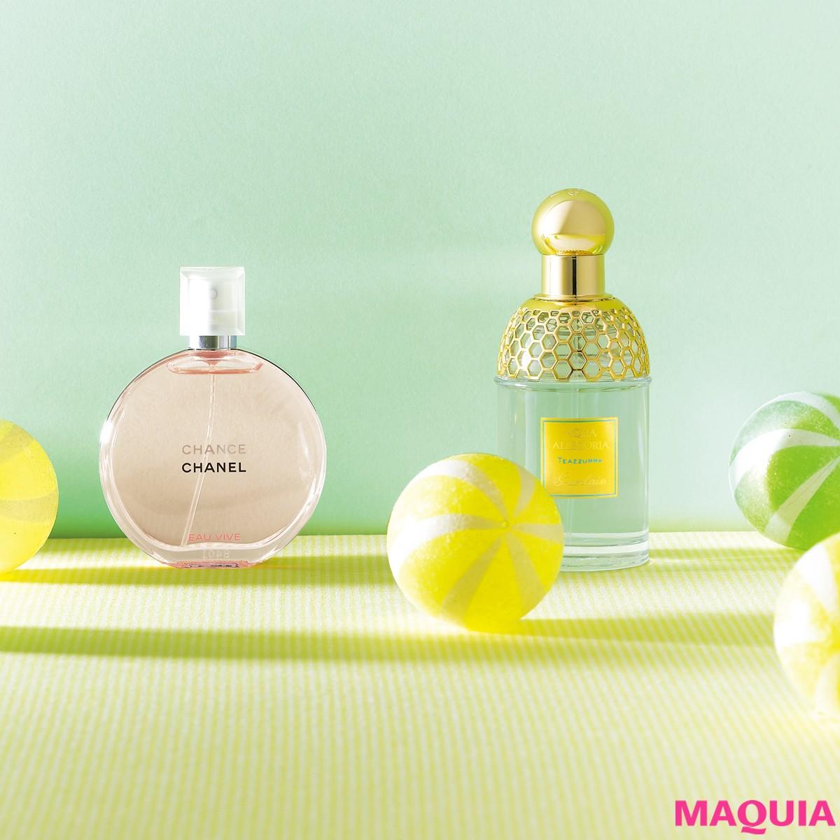 今年のナツコイに寄り添う香りは? 夏目前、恋の色仕掛けをスタンバイ♡