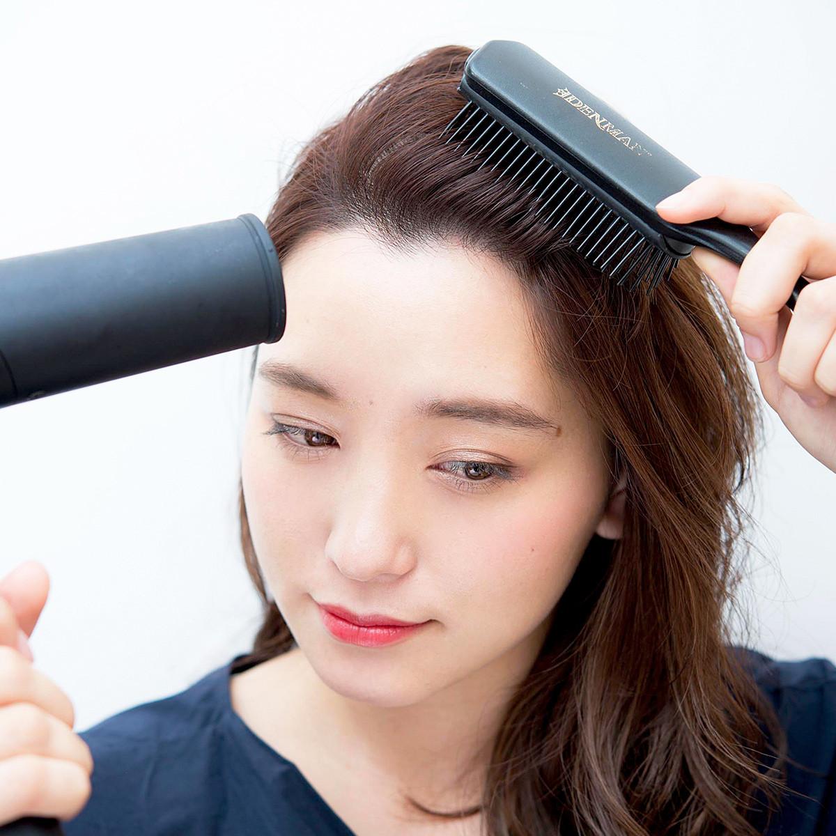 変わりばえしないヘアに飽きたら…前髪だけで印象チェンジ3パターン_1_4
