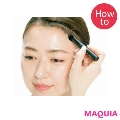 擬似髪づくりで顔面積を減らす!? アイデアに驚くプロ推薦の小顔コスメ_1_2