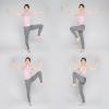 お尻の筋肉を鍛えて効率よくヒップアップ!自宅でできる【美尻プログラムLesson2】