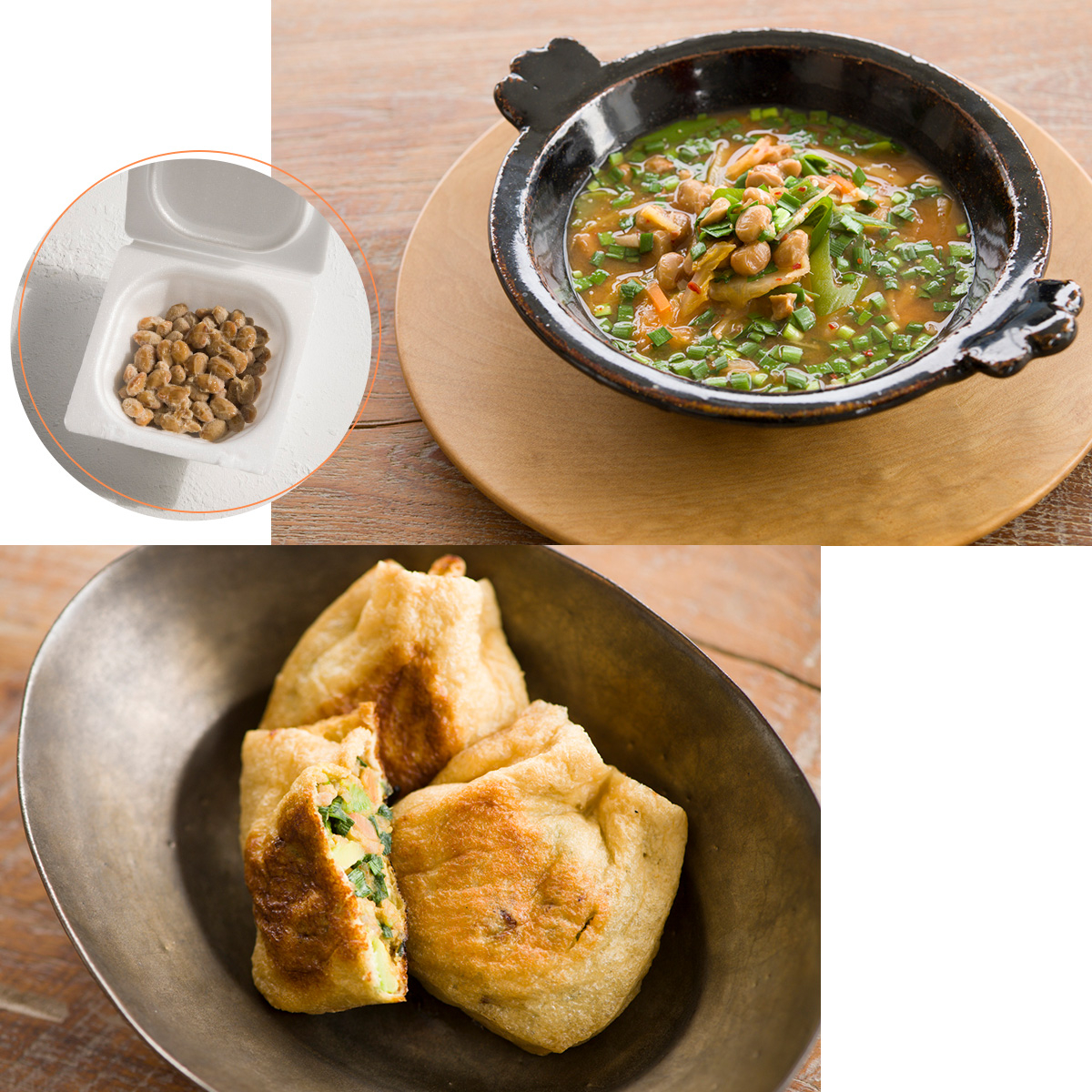 最強コスパの美容食材「納豆」と相性がいいのは? 腸内環境・肌荒れ改善におすすめ! Atsushi流レシピ