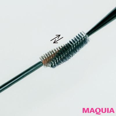 ペタンコ眉解消、毛流れキープetc. 【¥1400以下】スクリューブラシの賢い使い方_1_5