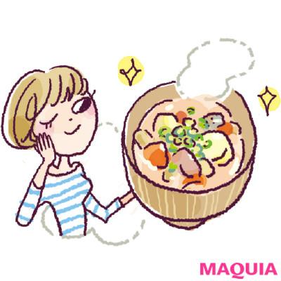 「毛穴にいい食べ物は?栄養素は?」毛穴レス美肌になるための食事&生活習慣_1_2