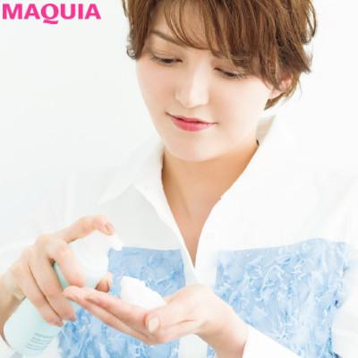 元宝塚女優・朝夏まなとさんの白雪肌をキープするためのスキンケア3ヶ条_1_1