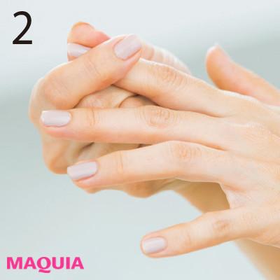 神崎 恵さんの先っぽ美容テクを取材! お風呂上がりは角質美容液&バームで集中保湿_2_2