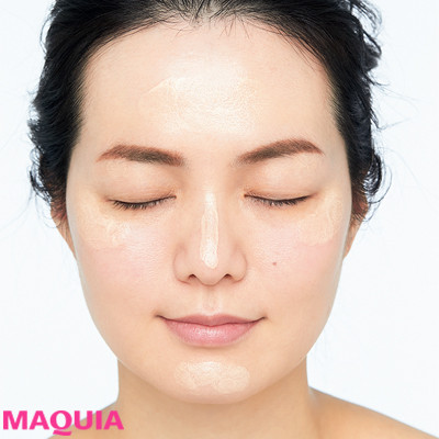 小鼻周りやTゾーンのテカリを防ぐには? 新作下地&テクで肌ニーズに対応!_1_1