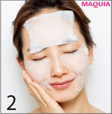 一見きれいでも実はペラペラ…の「ビニール肌」にならないために!細胞をふくらませる化粧水の浸透テク_1_2