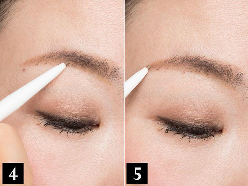 【眉の左右の高さが違う】の解決策は、左右の眉頭・眉山・眉尻を見比べることから!_1_5