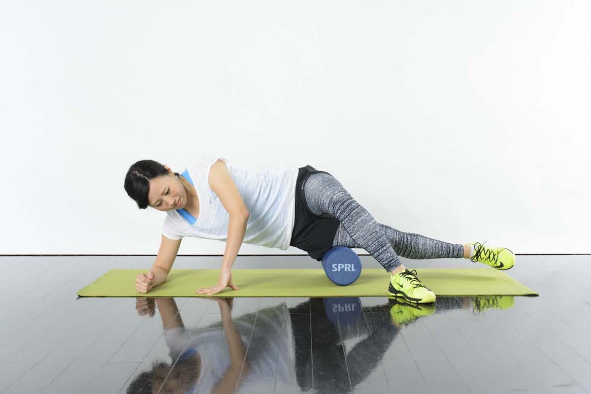 太ももゴロゴロ♪  足のだるさもスッキリ!【プロ直伝】1日の疲れをリセットするプログラム【Workout Lesson】