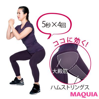 骨盤安定&美脚・ヒップアップを叶える! 【1分以内】簡単美尻トレーニング_2_2