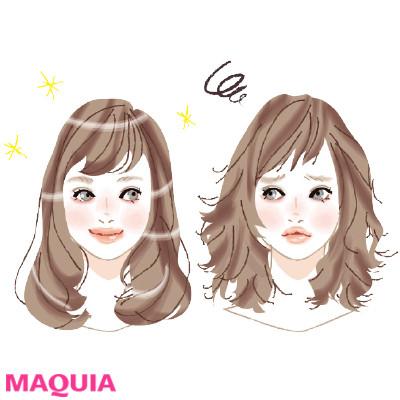 人のイメージを決めるパーツは髪