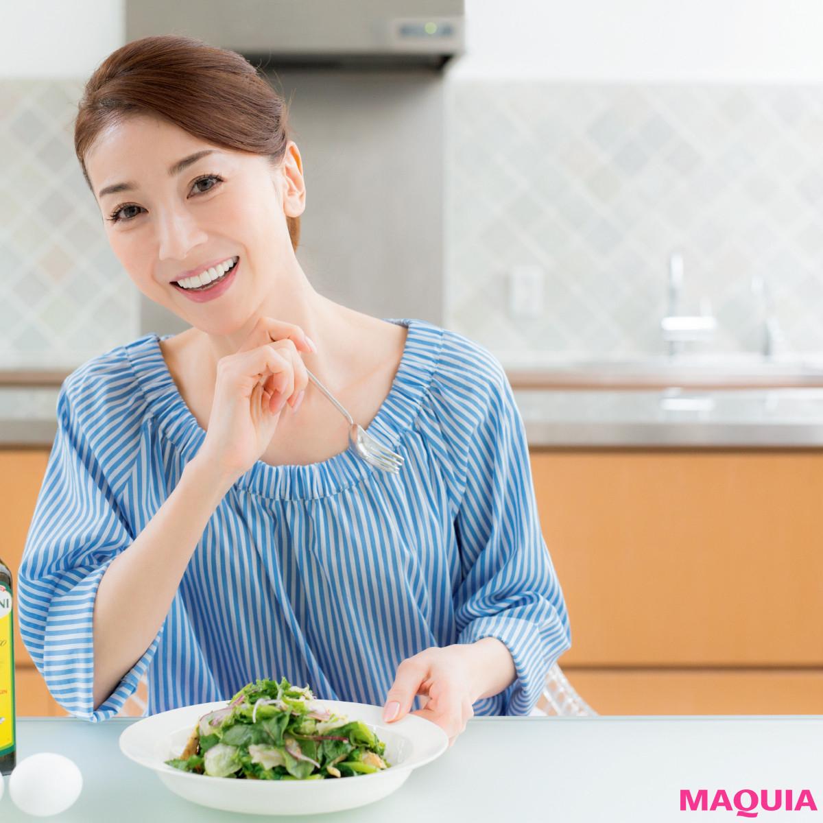 楽しみながら毎日コツコツと。君島十和子さんの「朝の美容習慣」とは?