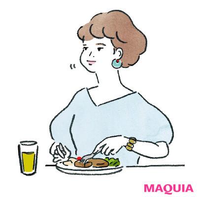 極端な食事制限は一切無用! ボディ美人が実践するストレスフリーな痩せグセ食事習慣_1_5