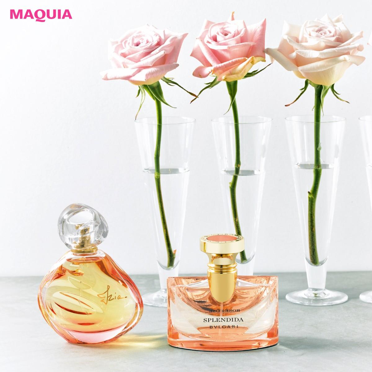 キレイも恋も叶えるローズの香りで幸運体質になる!