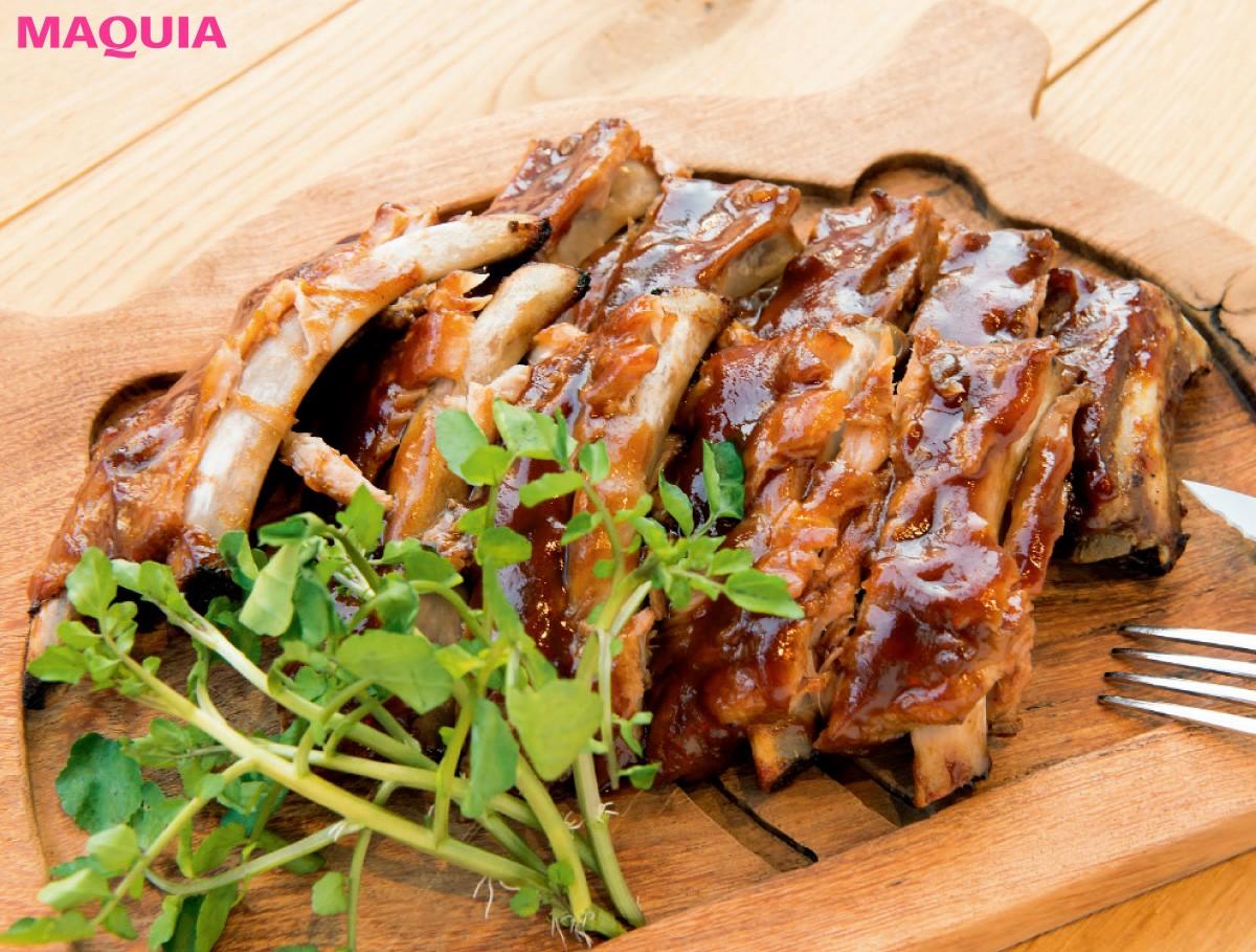 肉好き集合! ハーブ三元豚が主役の「HyLife Pork TABLE」が代官山にオープン