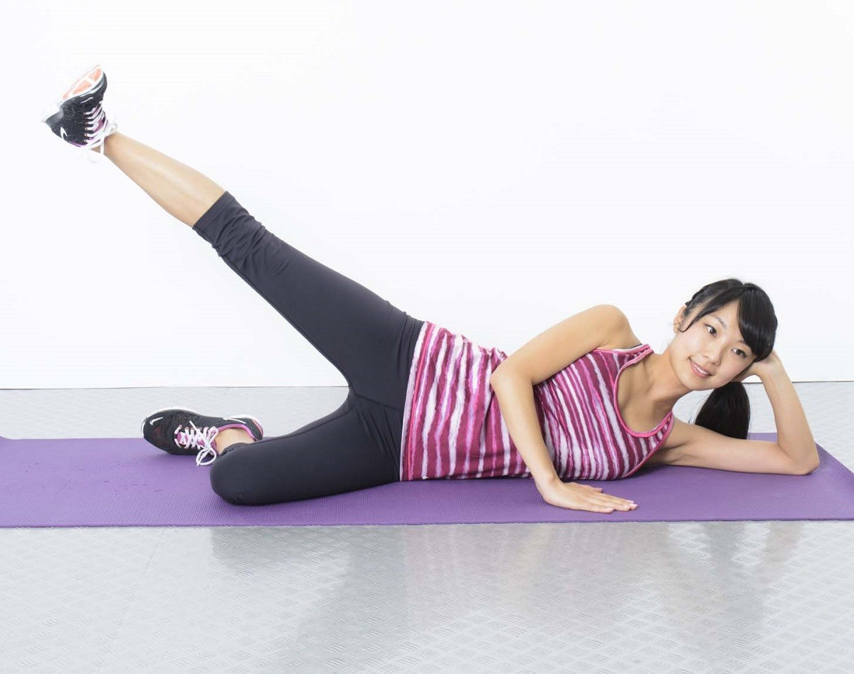股関節ゆるめて&お尻をキュッ! X脚改善プログラム【プロ直伝 Workout Lesson】