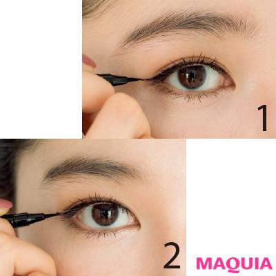 「眉毛を左右対称に描くコツって?」長井かおりさんが教える眉&目元メイクの基本のき_1_6