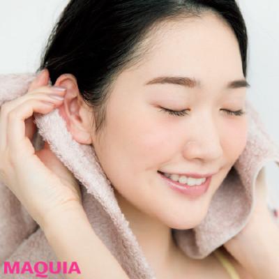 タオルできれいに!  中野明海さんに聞く、美容的タオル活用術_1_3