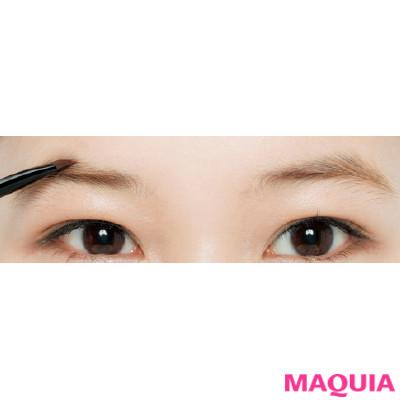 「左右差がある眉は中間点を狙って!」長井かおりさんに学ぶ美眉づくりのコツ_1_4