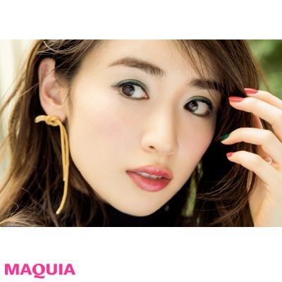"""千吉良恵子さんが考える、街中で目を惹く美人顔に大事なのは""""違和感""""_1_3"""
