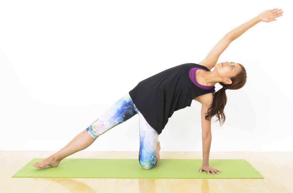 体幹バランスを整えて痩せ体質に★ 【プロ直伝】しなやか美ボディメイク 【Workout Lesson⑦】