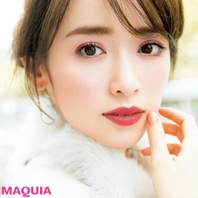 マキアの人気8大アーティストが作る「この顔がスキ♡」メイク大公開!_1_6