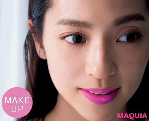 中村アンさん流・今年の注目カラー「ピンク」が肌映えする魔法_1_1