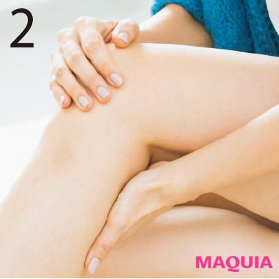 神崎 恵さんの先っぽ美容テクを取材! お風呂上がりは角質美容液&バームで集中保湿_1_4
