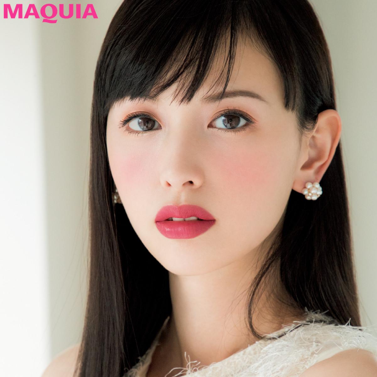 シャネルの名品パレットでノーブルな眼差しに! 千吉良恵子さんが教える春の顔