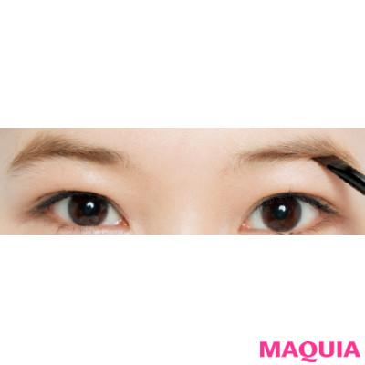 「左右差がある眉は中間点を狙って!」長井かおりさんに学ぶ美眉づくりのコツ_1_5