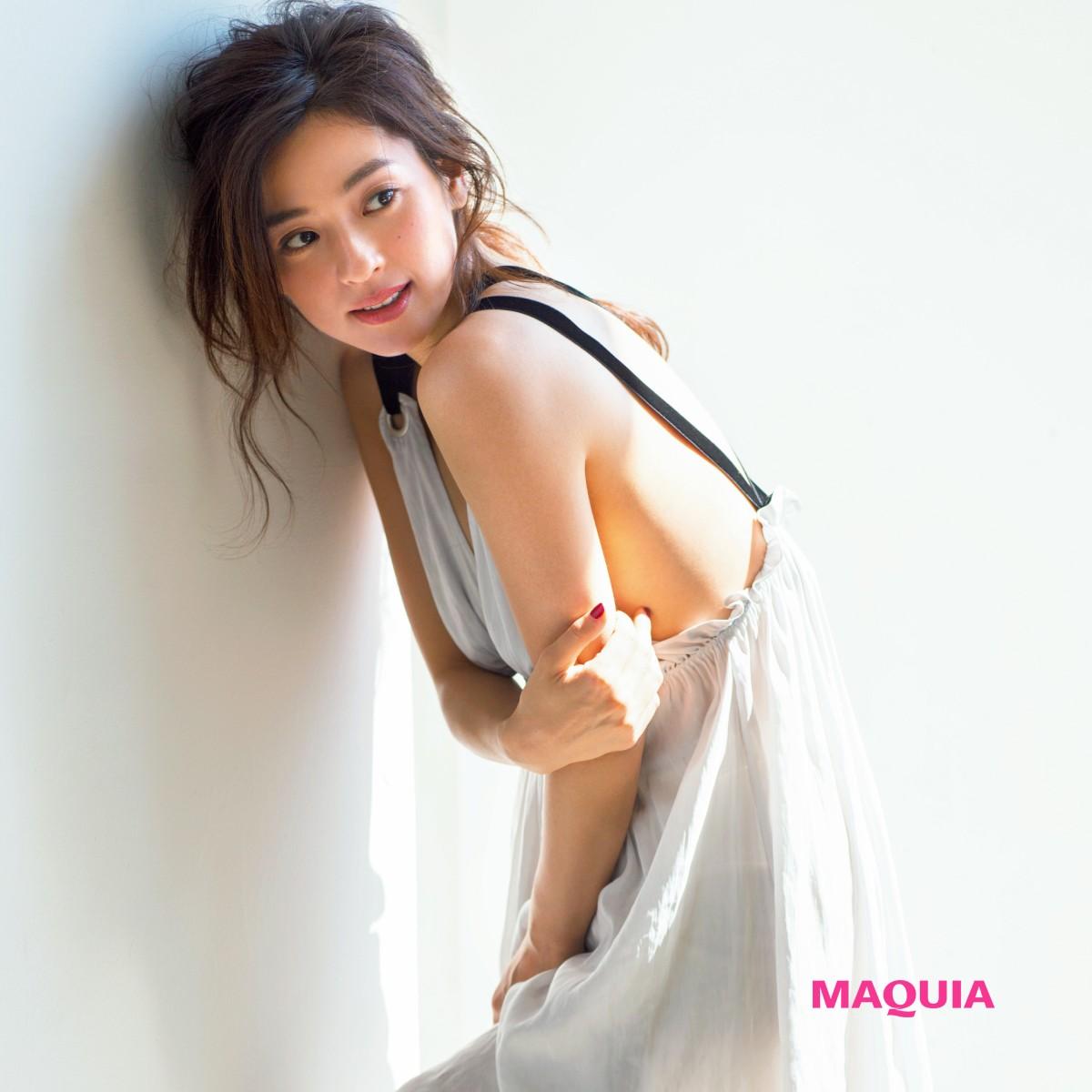 中村アンさんが語る 【女も惚れるセクシー】って?