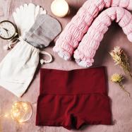 寝るときも身体を冷やさない! 腹巻き・靴下etc. 眠りを誘う温め系ナイトウェア