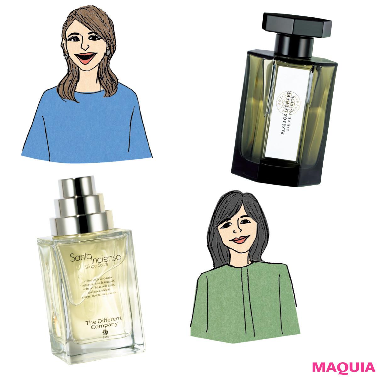 この香水で幸運の波にのる!