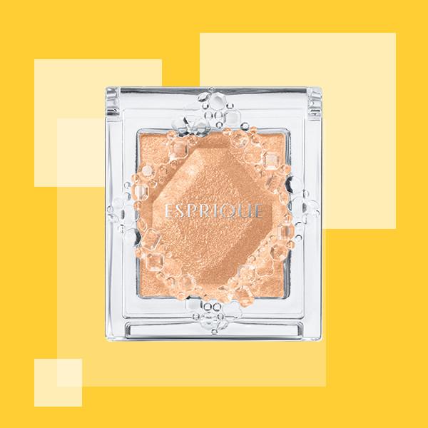 プチプラ 単色オレンジアイシャドウ  2   エスプリーク  セレクト アイカラー OR202