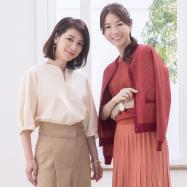 美しすぎる50代! 君島十和子さん×水谷雅子さん美容対談「30代が終わることにすごく抵抗があった」