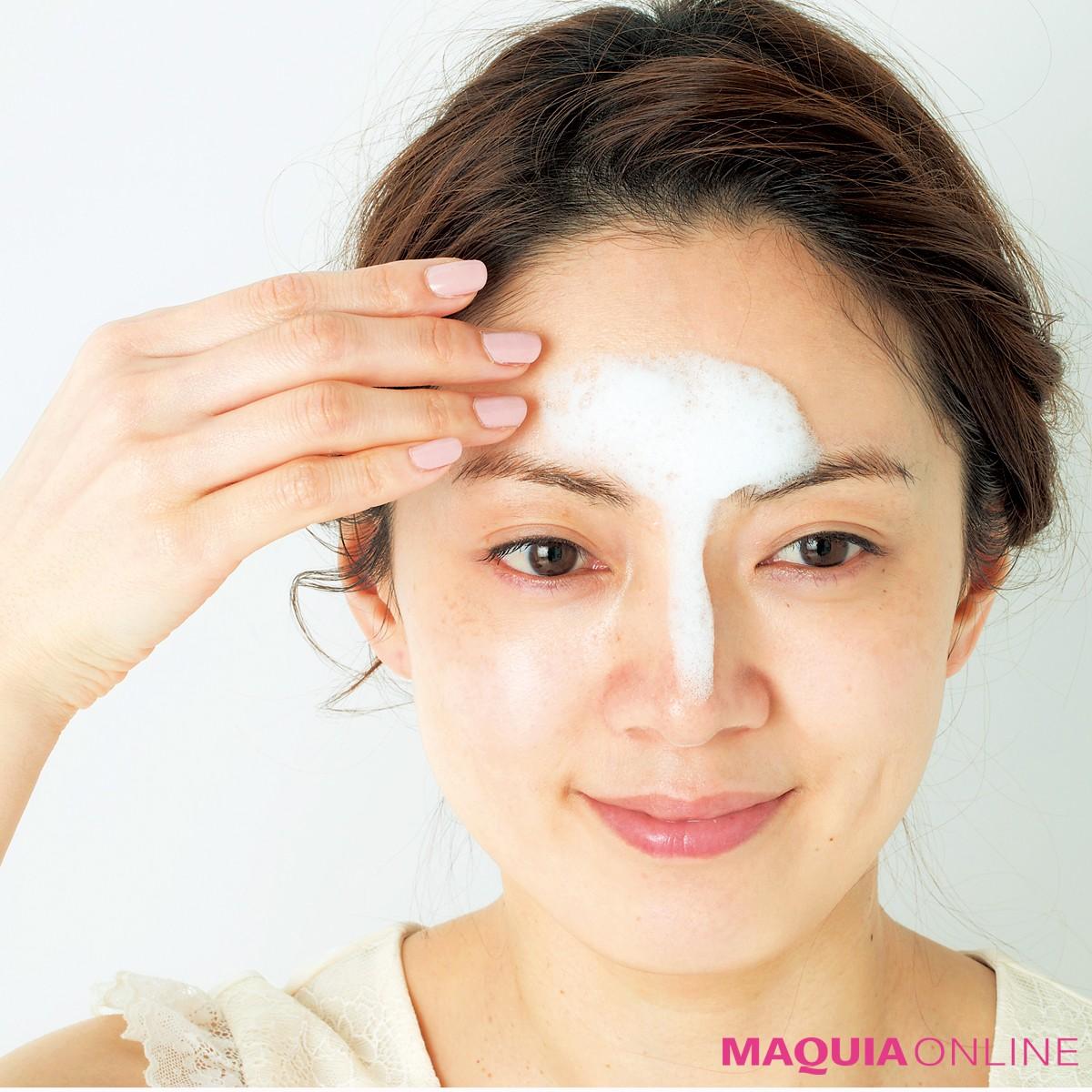 頑固な【つまり毛穴】を退治するスペシャル洗顔法を教えて!