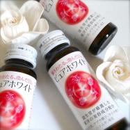 資生堂が厳選した東洋の美容成分配合「ピュアホワイト 」で肌の夏バテ対策中。
